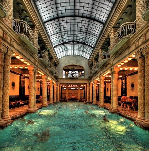 Holiday season in budapest rick steves travel forum for Prague bathhouse