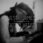 JESSI JAMES, tattoo artist