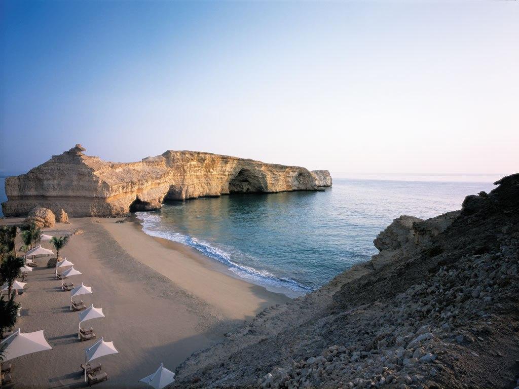 Shangri-La's Barr Al Jissah Resort - Oman