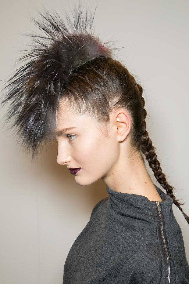 punk hairstyles � the vandallist