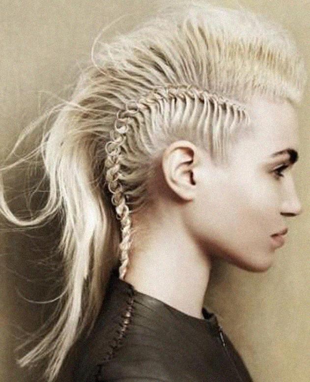 Edgy Punk Haircuts: Punk Hairstyles