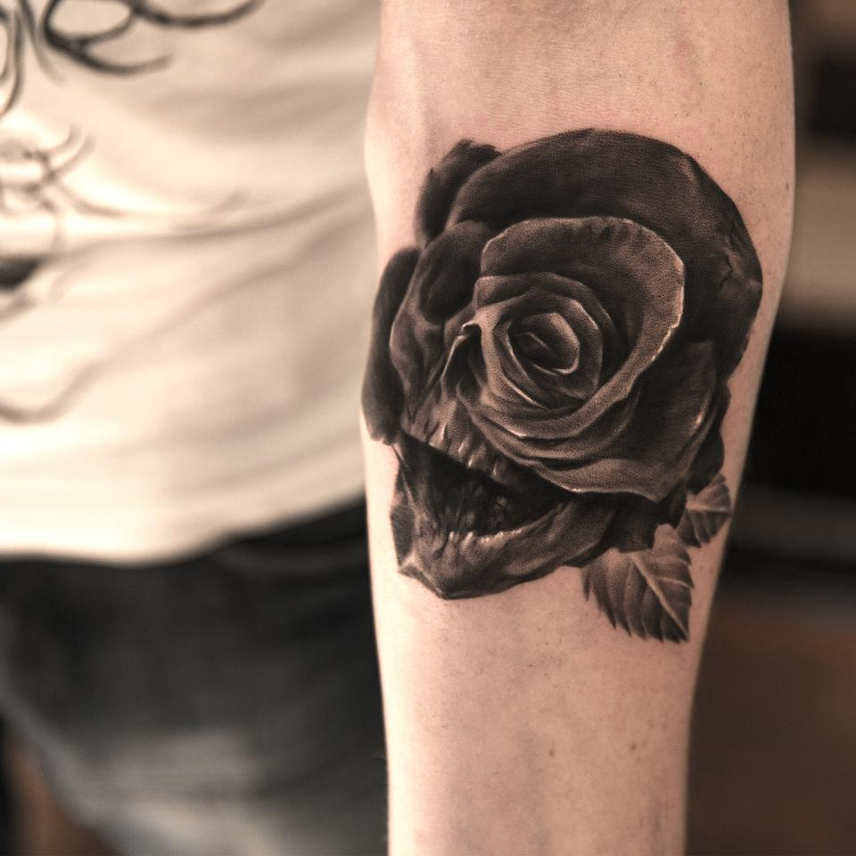 Tattoo Ideas With Roses: NIKI NORBERG, Tattoo Artist