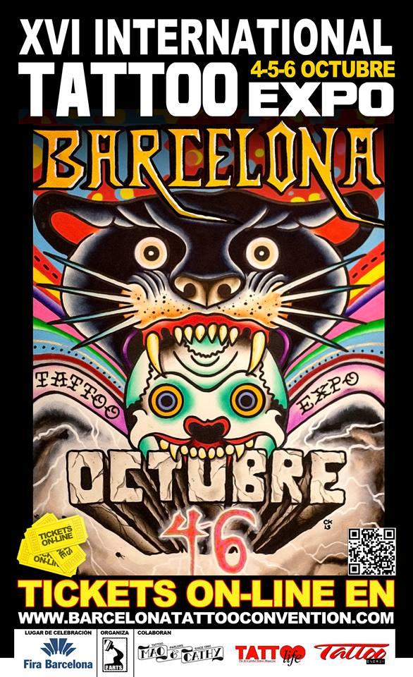 BARCELONA-TATTOO-EXPO-2013