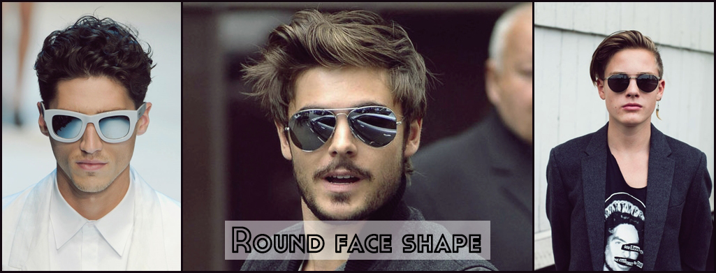Mens hair how to choose a hairstyle the vandallist round face shape urmus Image collections