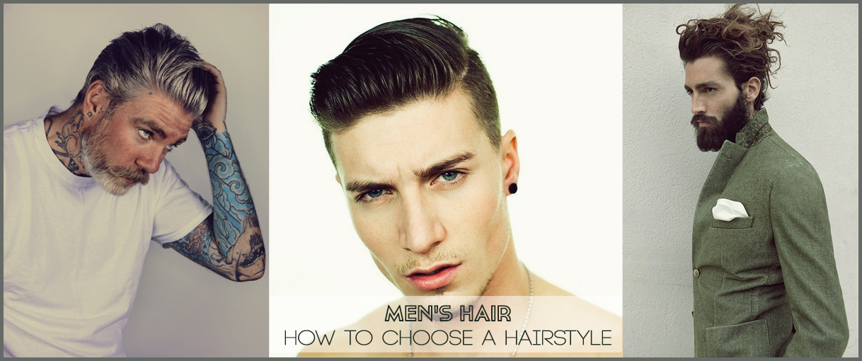 How To Pick A New Hairstyle For Guys