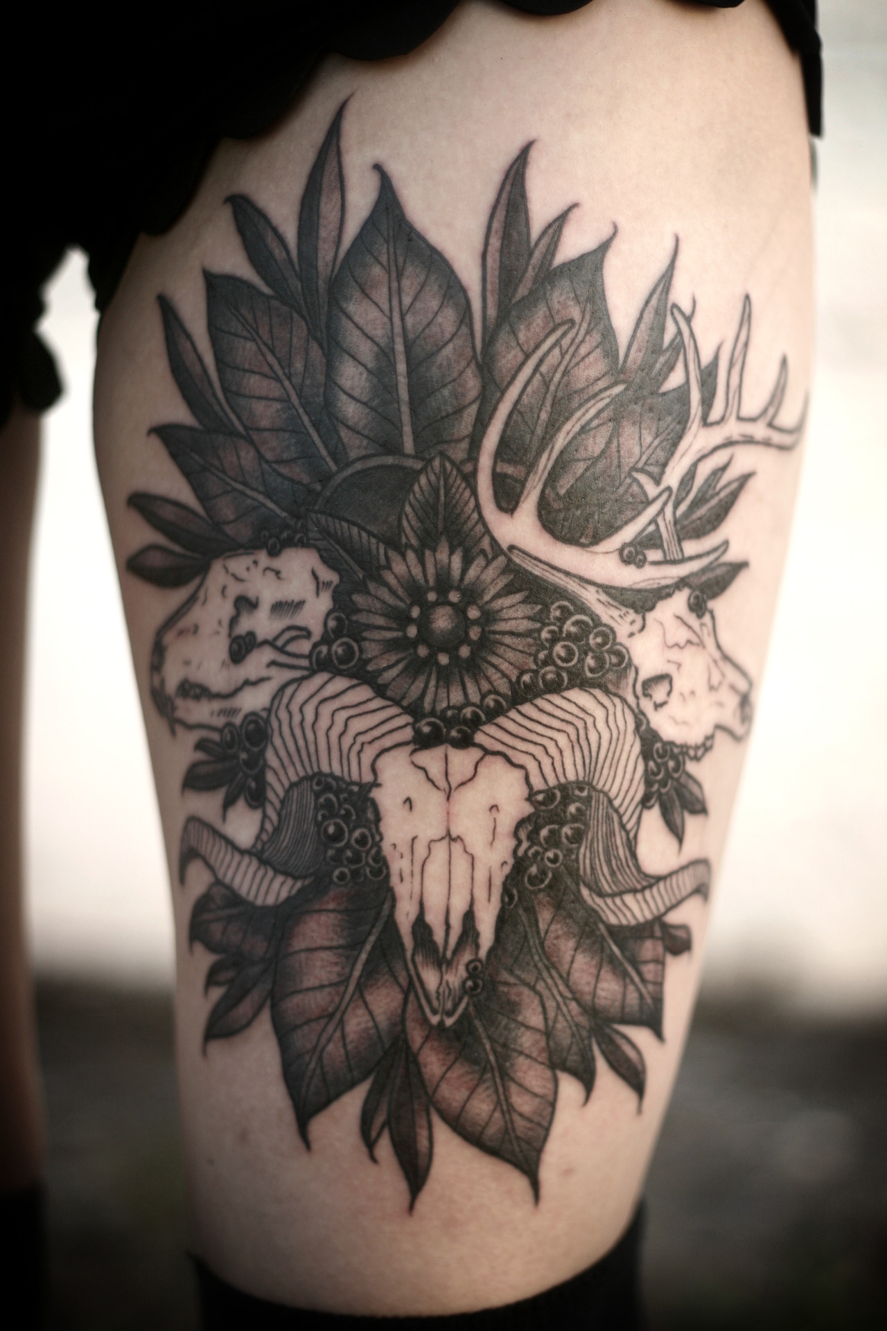 Alice Carrier Is A Tattoo Artist At Wonderland Tattoo In: ALICE CARRIER, Tattoo Artist
