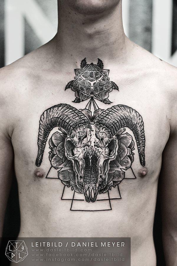 daniel meyer  tattoo artist