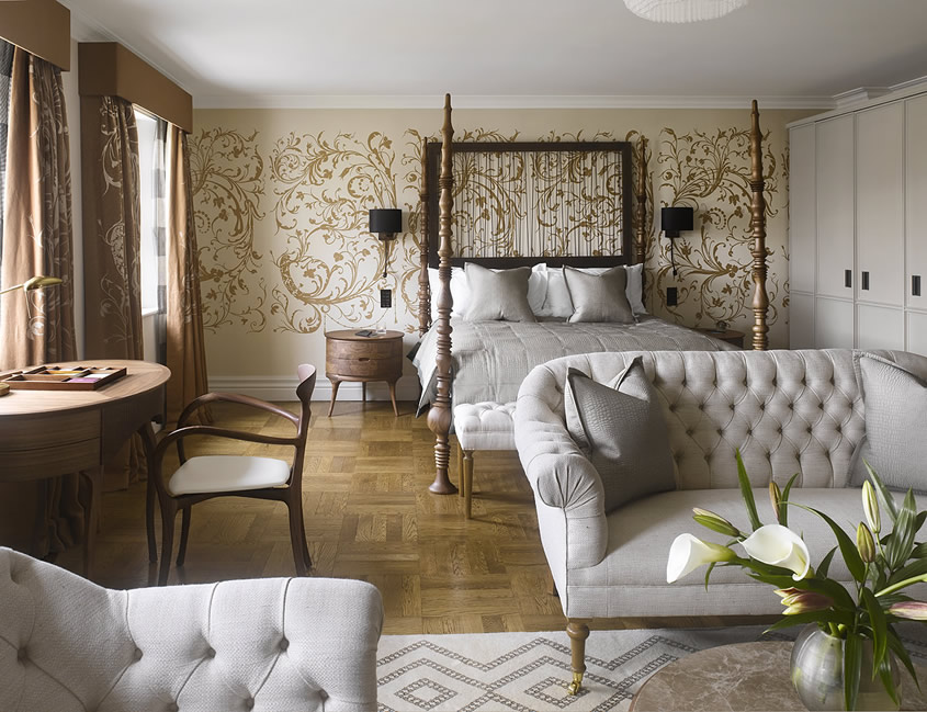Adria Boutique Hotel, London, UK