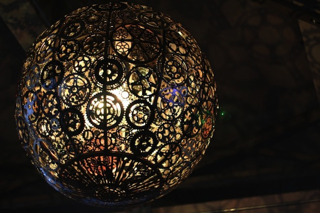 Recycled-Bike-Parts-Create-Stunning-4-Foot-Chandeliers-2
