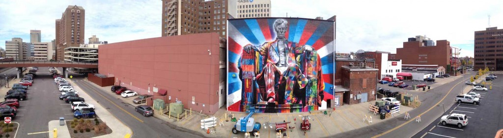 Street-Art-by-Eduardo-Kobra-of-Abraham-Lincoln-in-Kentucky-USA-564789
