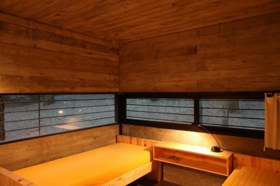 Casa de veraneo by bak arquitectos asociados for Design low cost casa