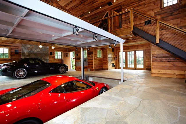 traditional-garage-and-shed