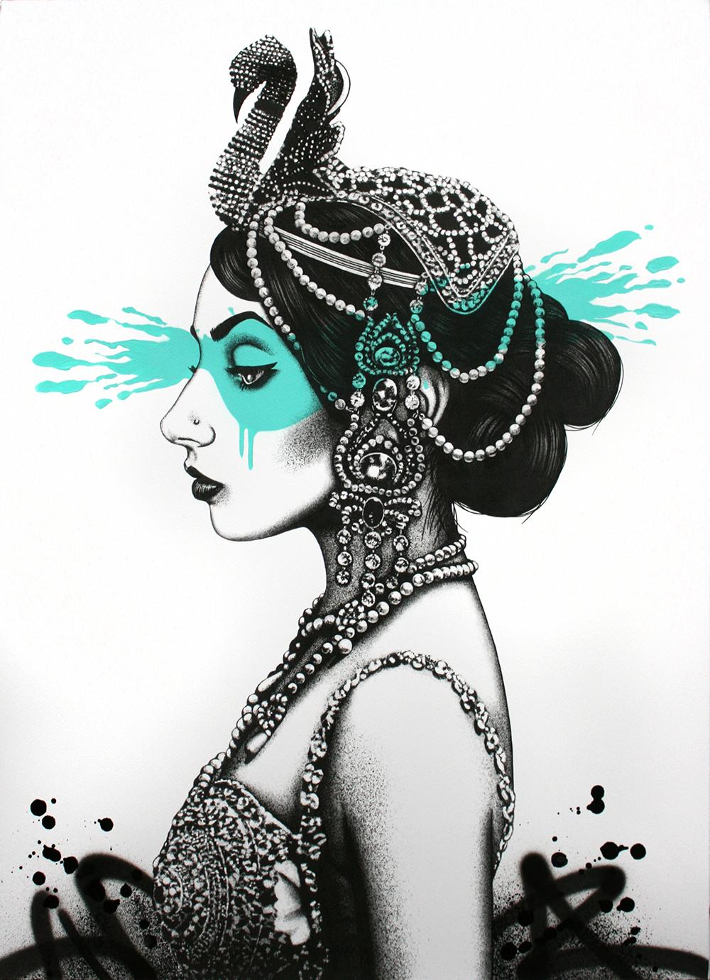 Fin Dac Street Artist