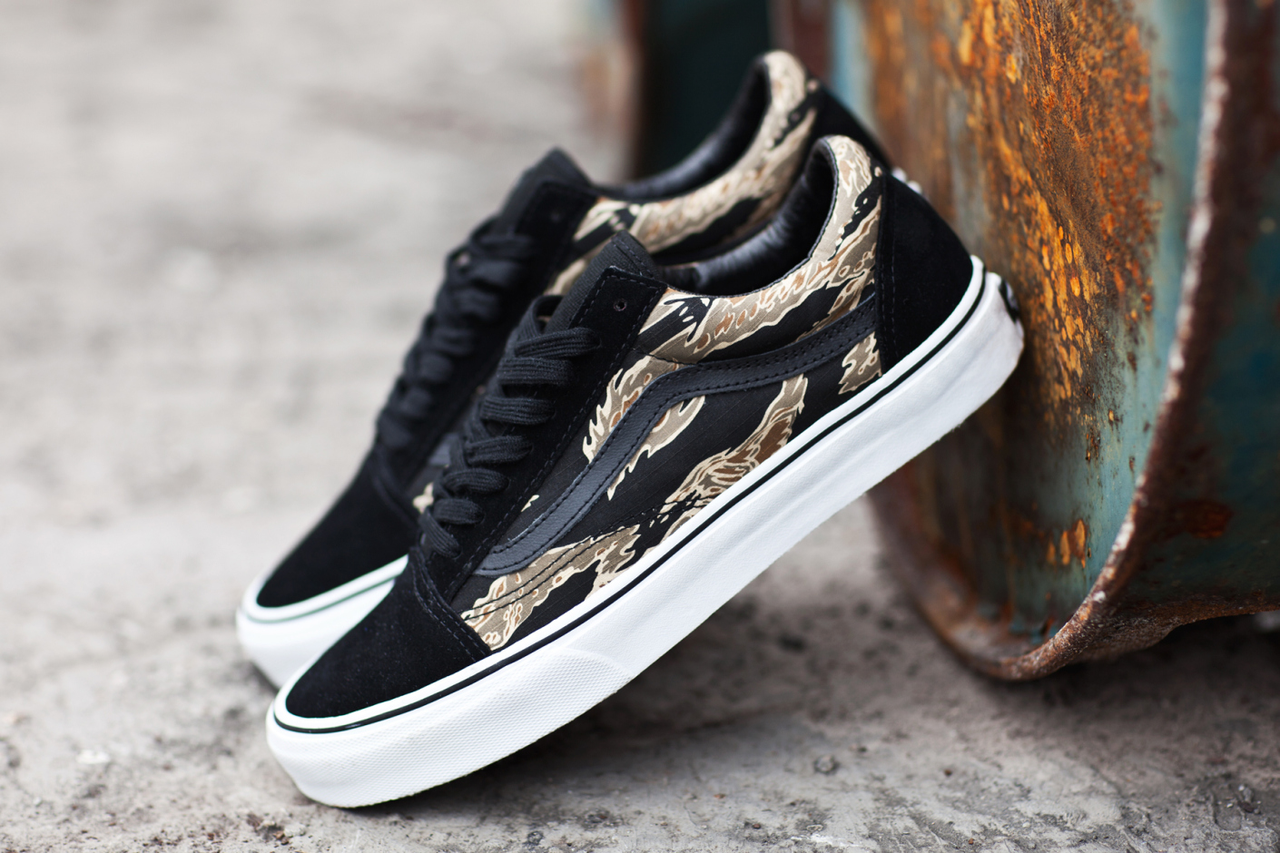 Vans Old Skool salon