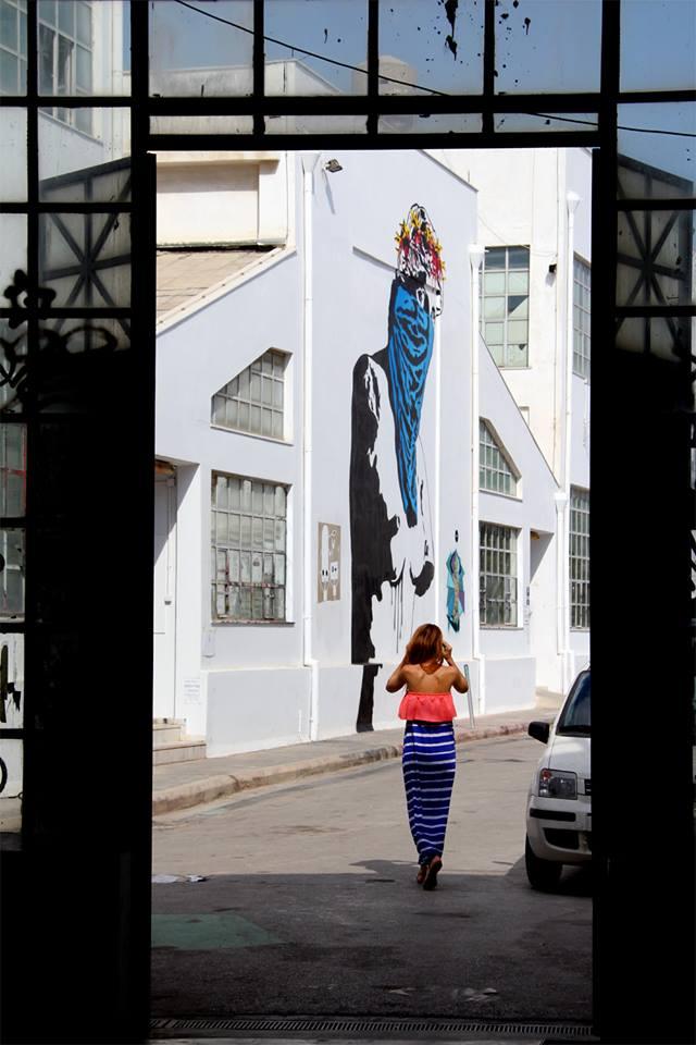 GOIN, street artist