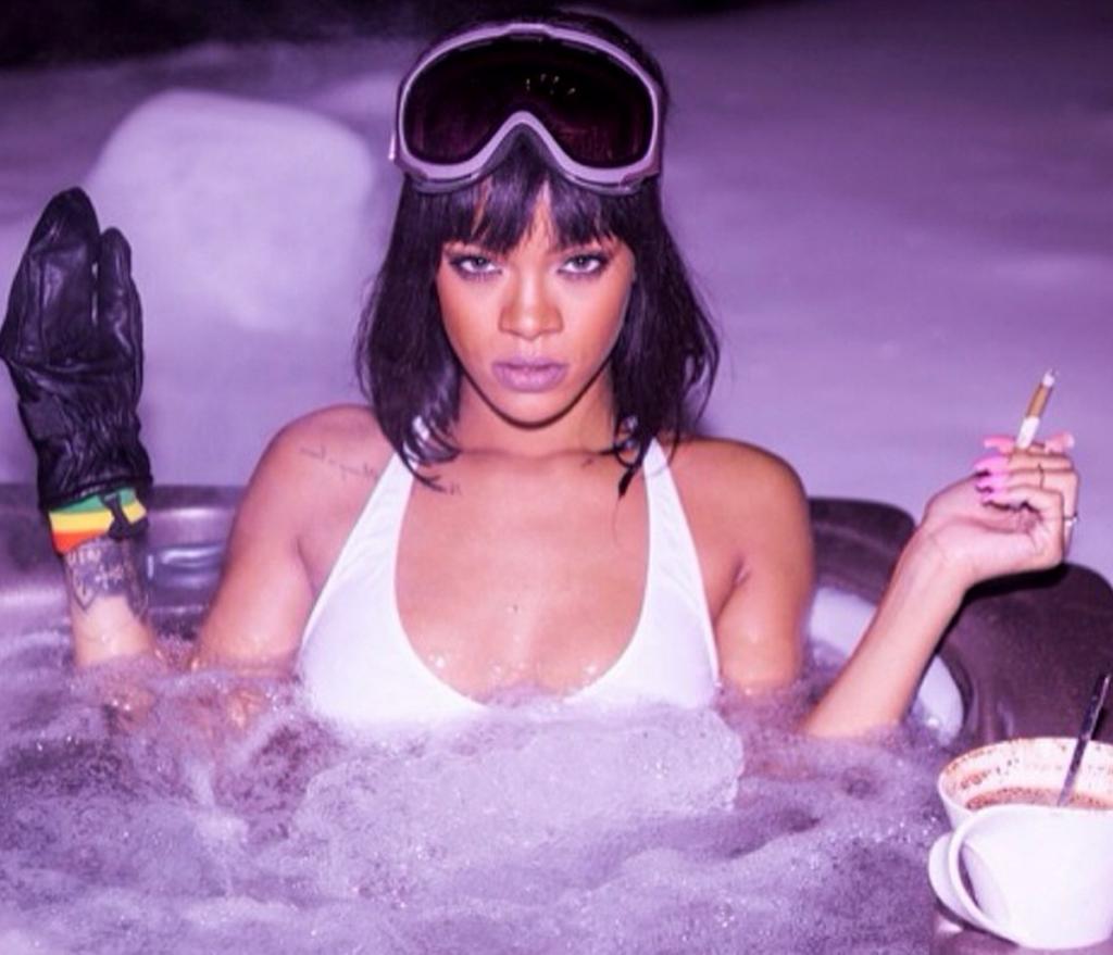 Rihanna on Instagram �... Rihanna Instagram