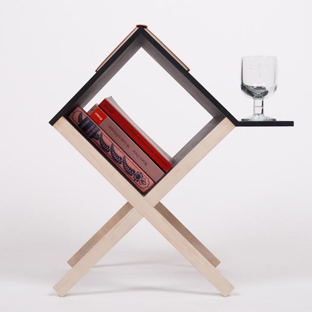 Buchtisch Table by Dietrich Voigt