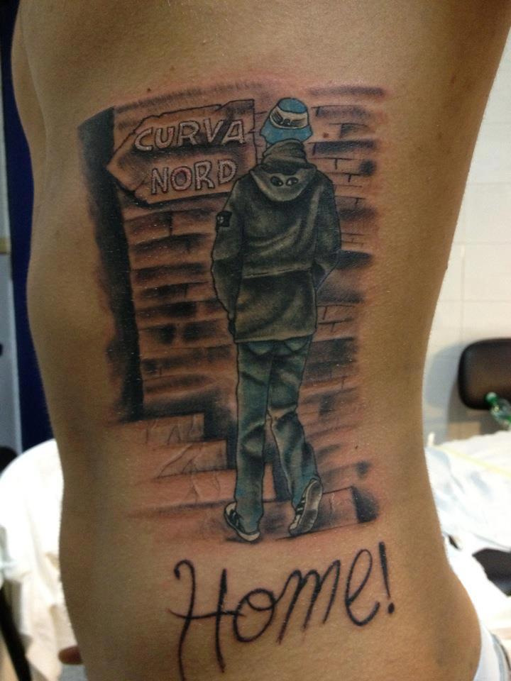 Football Fans Tattoos The Vandallist