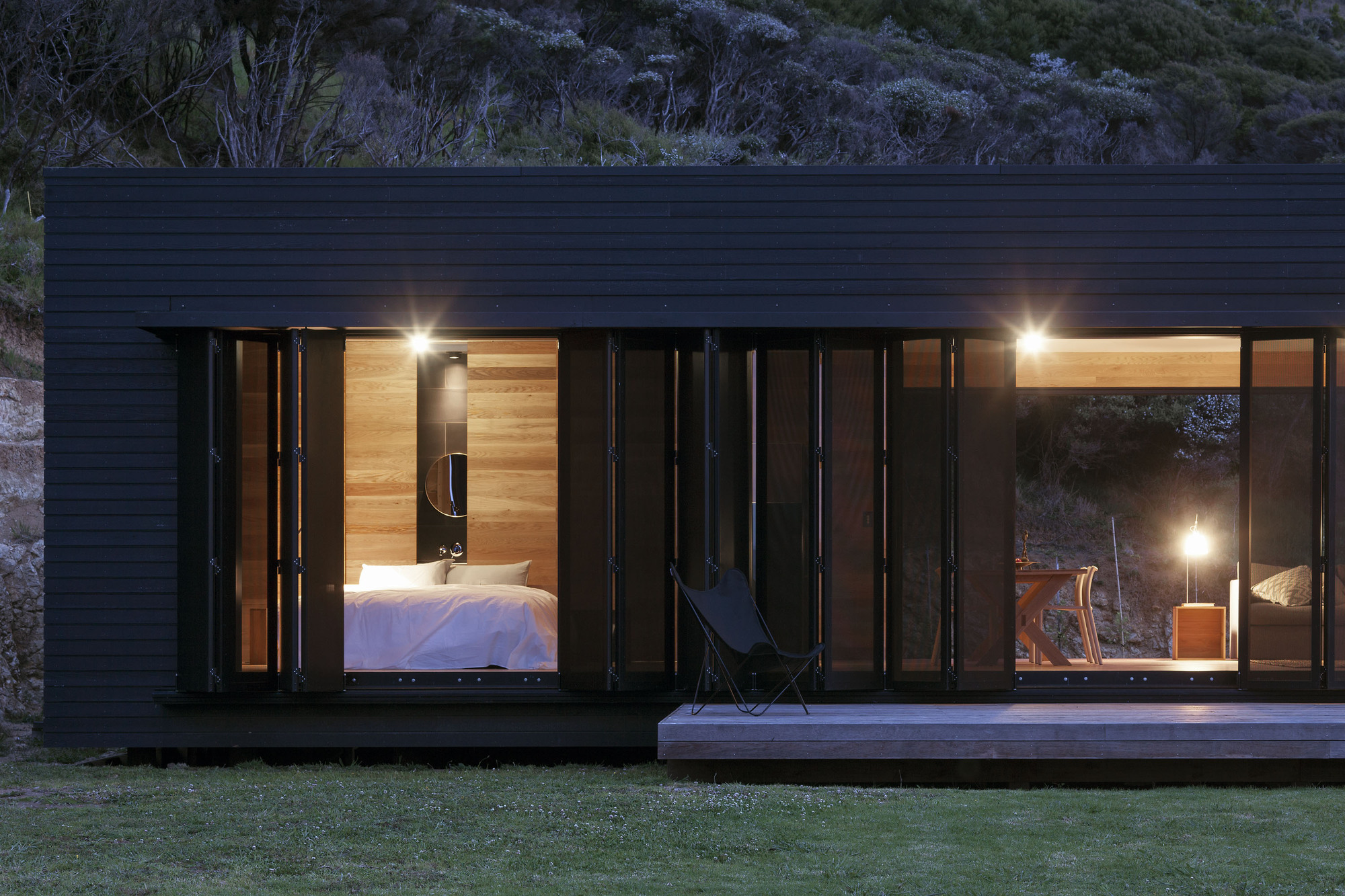 Storm Cottage Fearon Hay Architects
