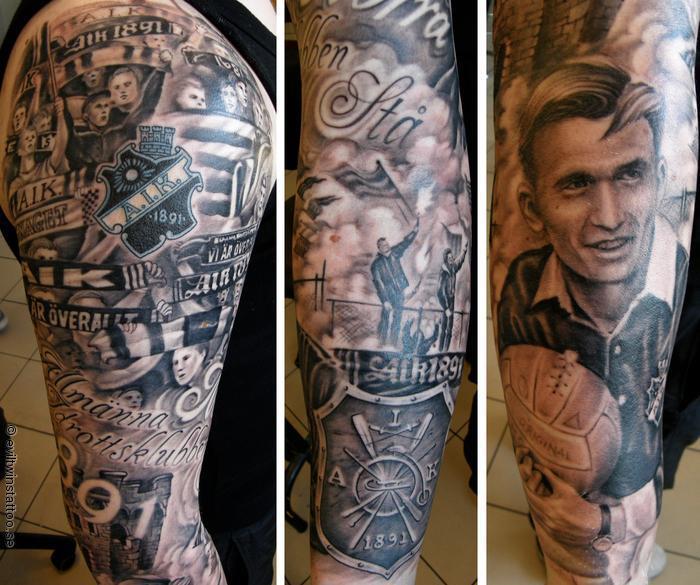tatueringar ledsagare litet bröst i Stockholm