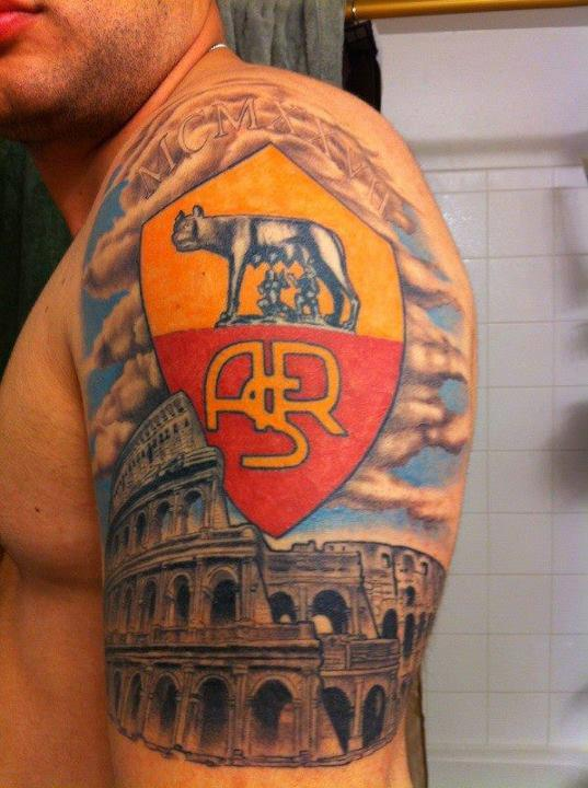 What People Want >> Football Fans Tattoos