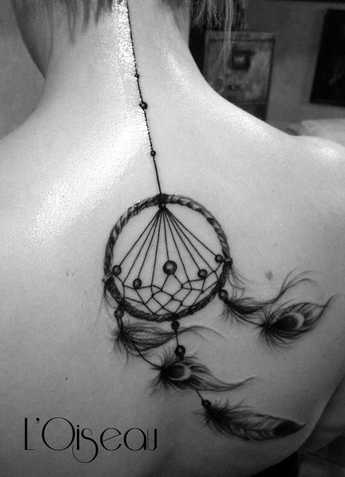 L Oiseau Tattoo Artist