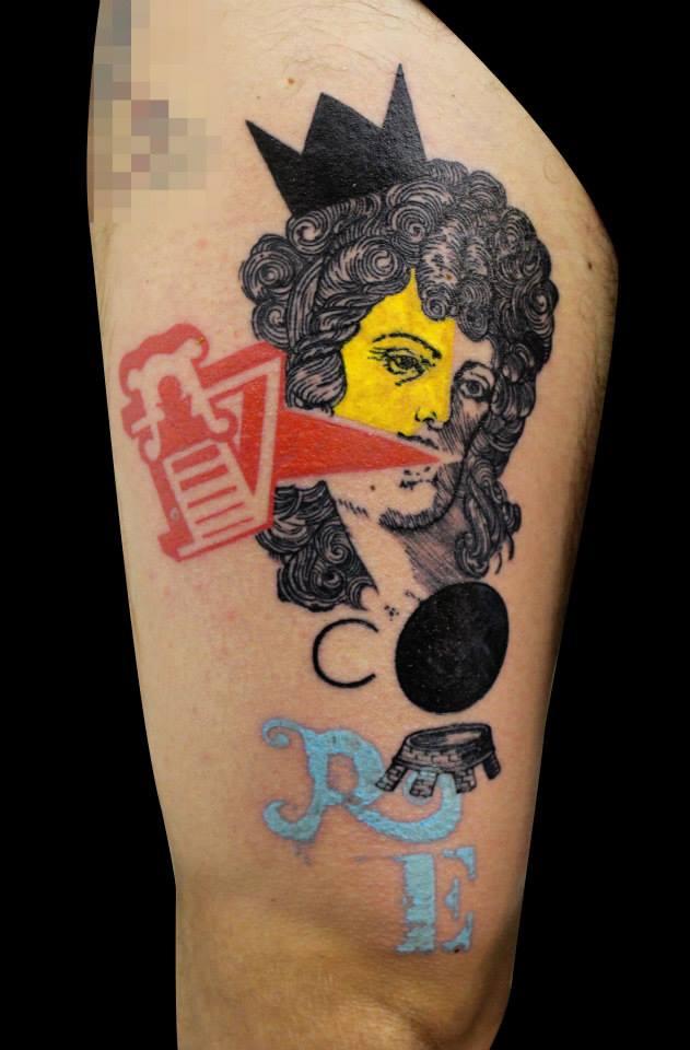 lorenzo  u0026quot loreprod u0026quot  anzini  tattoo artist