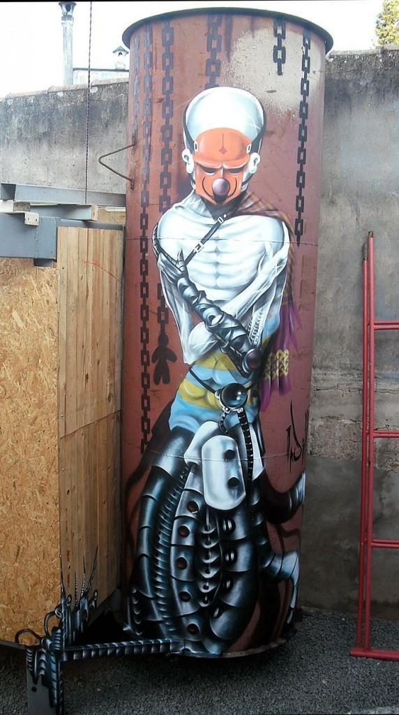 Will Ferreira  Street Artist