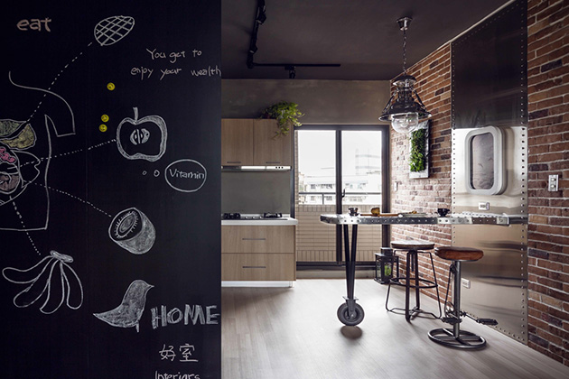 House-Design-Studios-Industrial-Bachelor-Apartment-in-Taiwan-8
