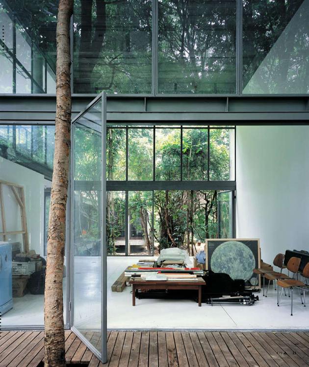 openhouse-barcelona-shop-gallery-forrest-art-architecture-rirkrit-tiravanija-aroon-puritat-chiang-mai-thailand-1