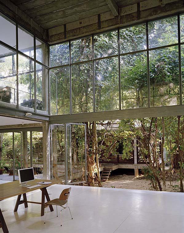 openhouse-barcelona-shop-gallery-forrest-art-architecture-rirkrit-tiravanija-aroon-puritat-chiang-mai-thailand-2
