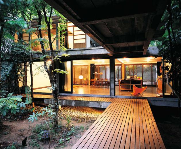 openhouse-barcelona-shop-gallery-forrest-art-architecture-rirkrit-tiravanija-aroon-puritat-chiang-mai-thailand-4