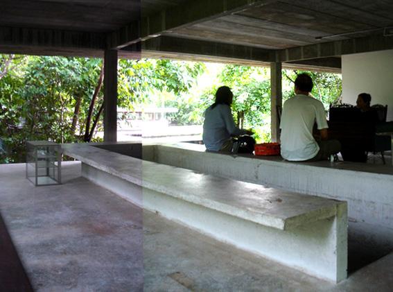 openhouse-barcelona-shop-gallery-forrest-art-architecture-rirkrit-tiravanija-aroon-puritat-chiang-mai-thailand-8