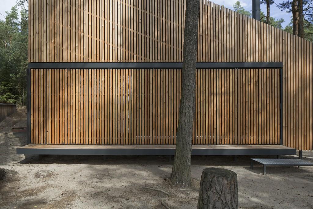 Lake Cabin Fam Architekti Feilden Mawson The Vandallist