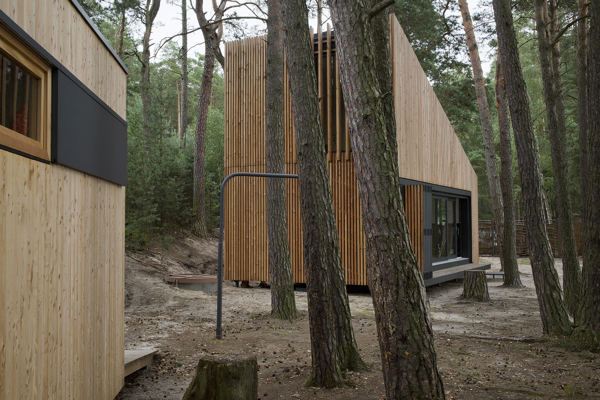 lake cabin    fam architekti  u2013 feilden mawson