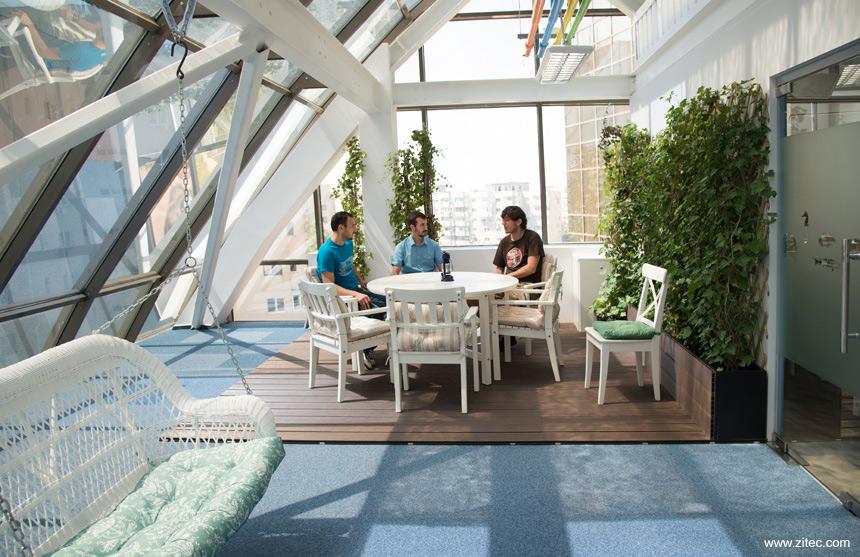 Deck-Terrace