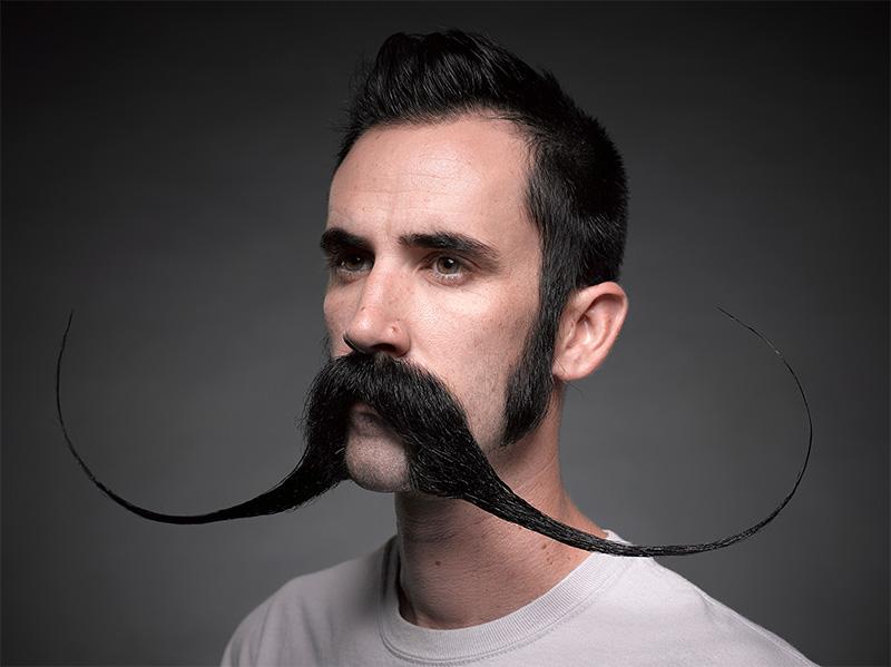 Weird Facial Hair Styles: Hilarious Photos From The National Beard & Mustache