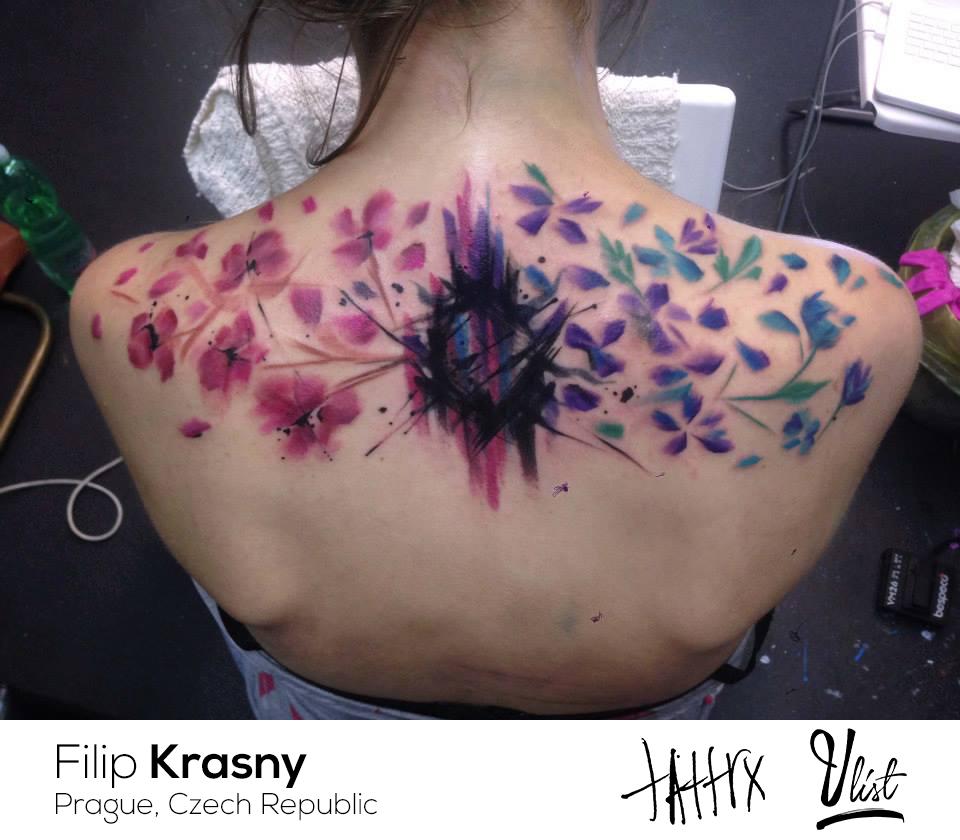 Filip Krasny Tattoo vlist (1)