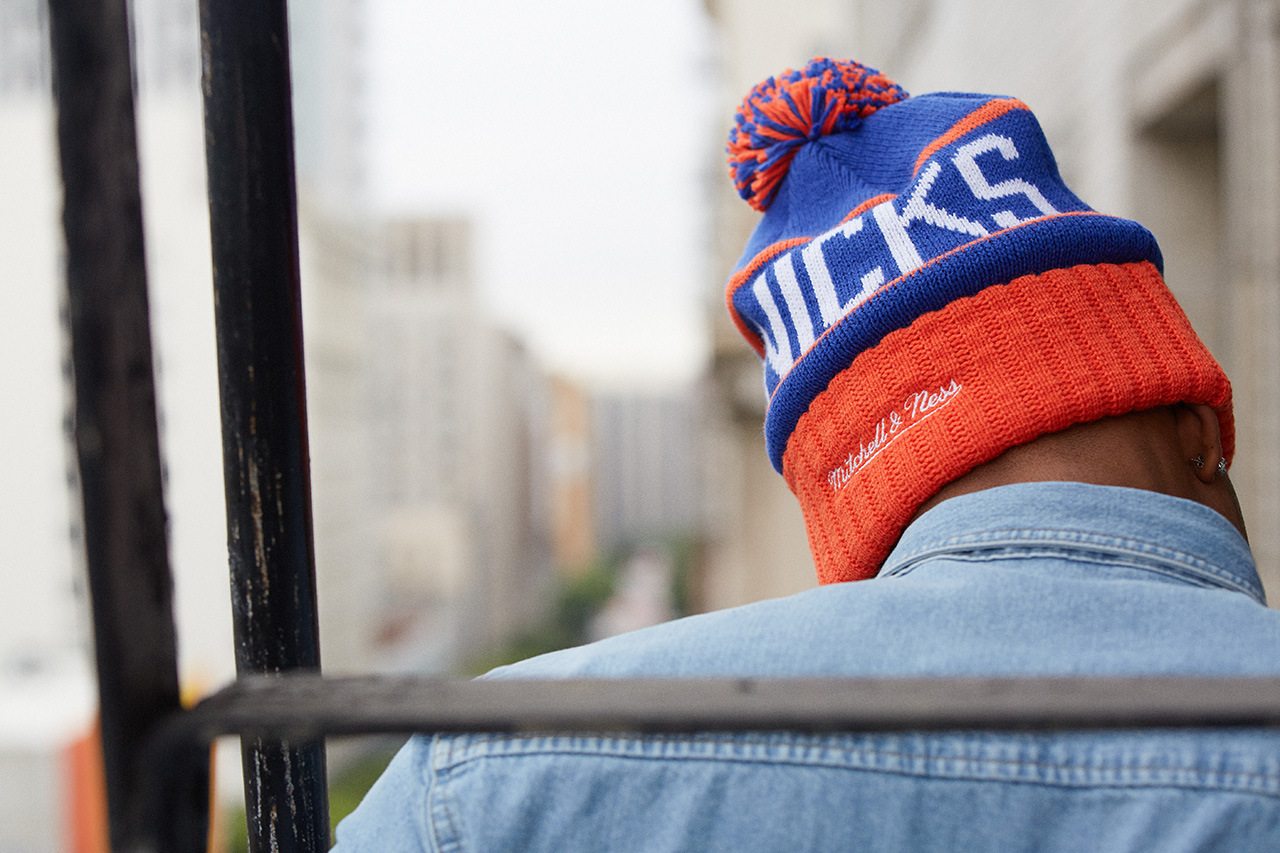 Collection of Knit Hats at LIDS by the collaboration between NBA and ... 67de45c4963