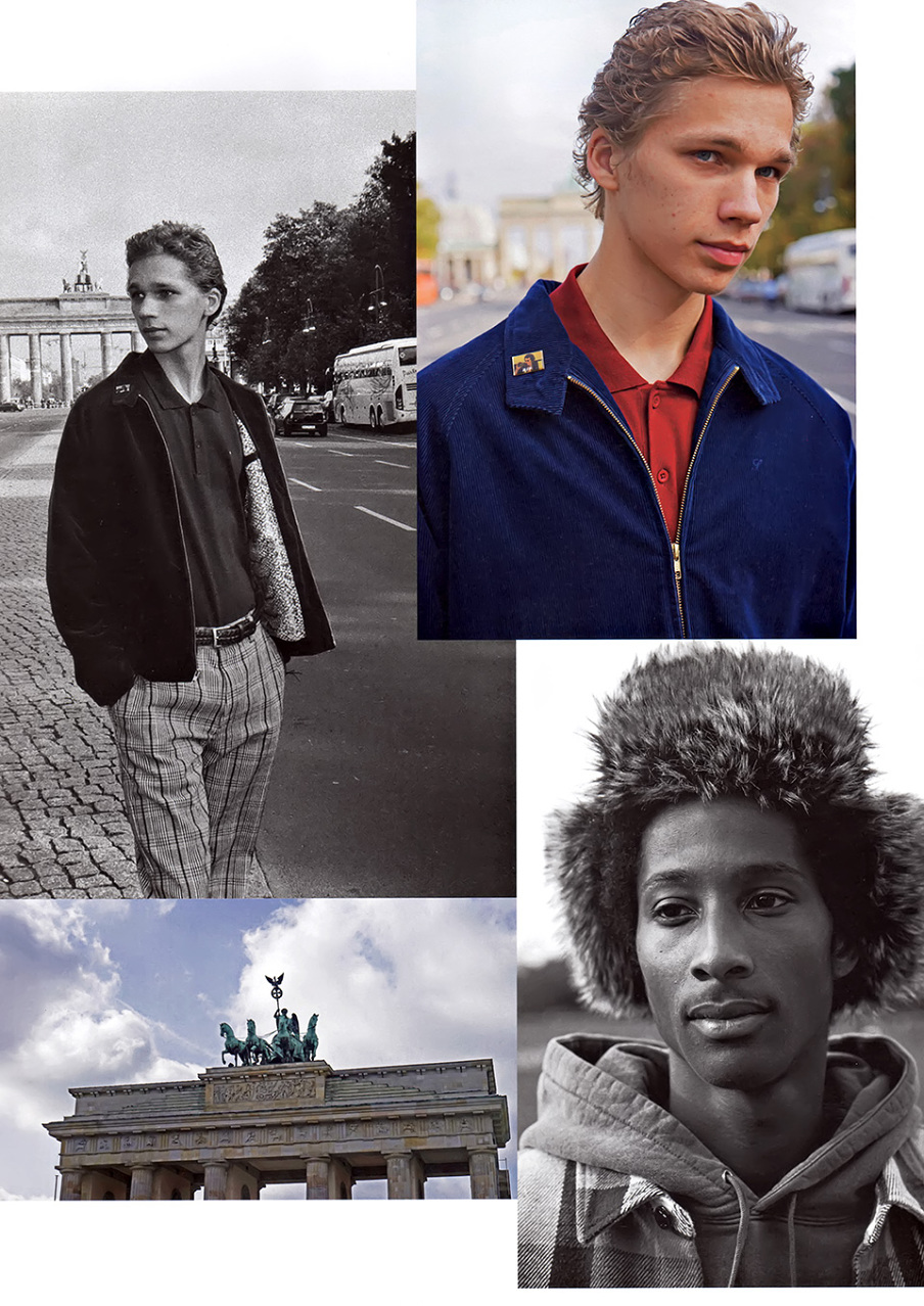 Supreme Fall Winter 2014 Editorial For Grind Magazine